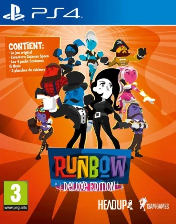 Runbow Deluxe Edition  - Playstation 4