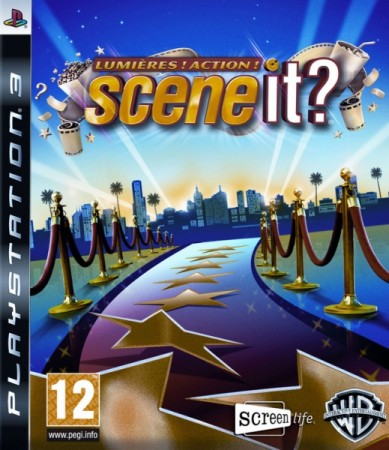 Scene it ? Lumières ! Action ! - Playstation 3