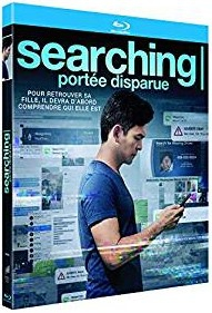 Searching - Portée Disparue - BluRay