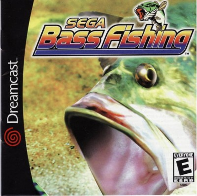 Sega Bass Fishing (import USA) - Dreamcast