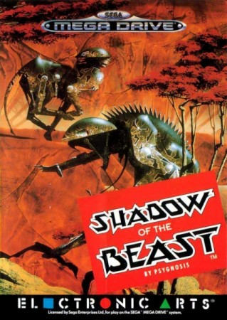 Shadow of the beast - Megadrive