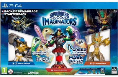 Skylanders : Imaginators - Pack de Démarrage - Playstation 4