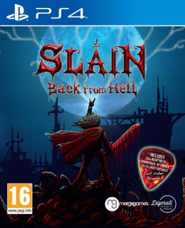 Slain : Back From Hell - Playstation 4