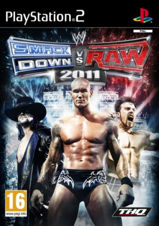 Wwe Smackdown Vs Raw 2011 - Playstation 2