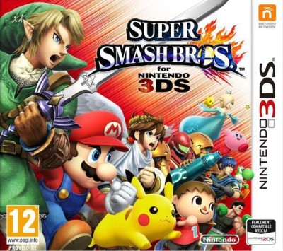 Super Smash Bros. for 3DS - 3DS