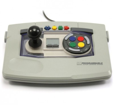 Stick Arcade Programmable Digital Action Learning System - Super Nintendo
