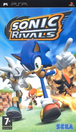 Sonic rivals - Playstation Portable