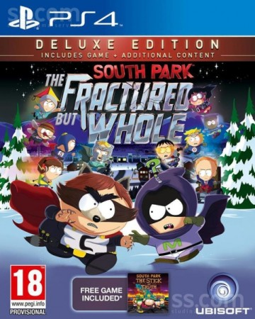 South Park L'Annale du Destin - Édition Deluxe - Playstation 4
