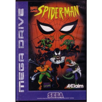 Spider-Man : The Animated Series - Megadrive