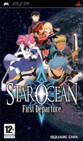 Star Ocean : First Departure - Playstation Portable