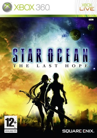 Star Ocean : The last hope - Xbox 360