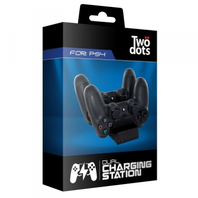 Station de Charge Double Two Dots - Playstation 4