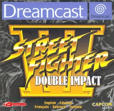 Street Fighter III : Double Impact - Dreamcast