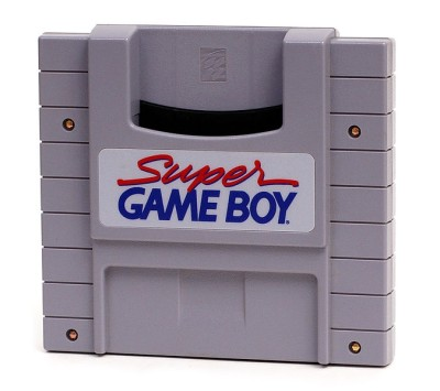 Super Game Boy (import USA)  - Super Nintendo