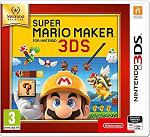 Super Mario Maker 3DS Nintendo Selects - 3DS