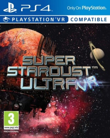Super Stardust Ultra VR - Playstation 4