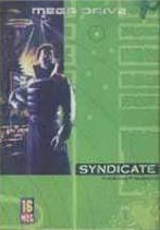 Syndicate - Megadrive