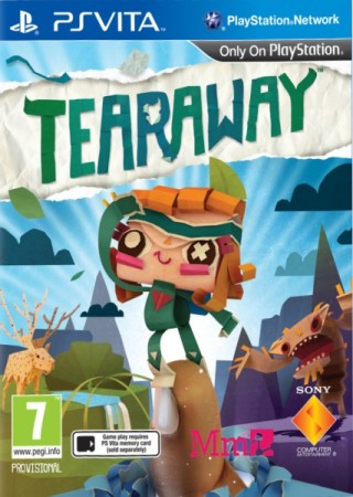 Tearaway - Playstation Vita
