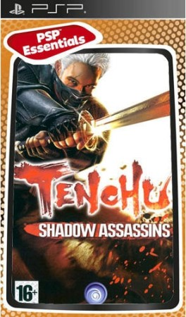 Tenchu : Shadow Assassins Essentials - Playstation Portable