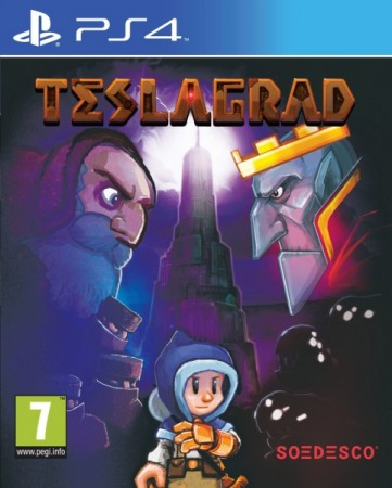 Teslagrad  - Playstation 4