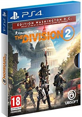 Tom Clancy's : The Division 2 - Édition Washington DC  - Playstation 4