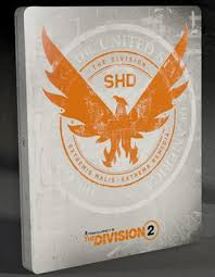 Tom Clancy's The Division 2 Steelbook  - Playstation 4