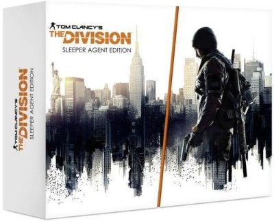 The Division - Sleeper Agent Edition - Playstation 4