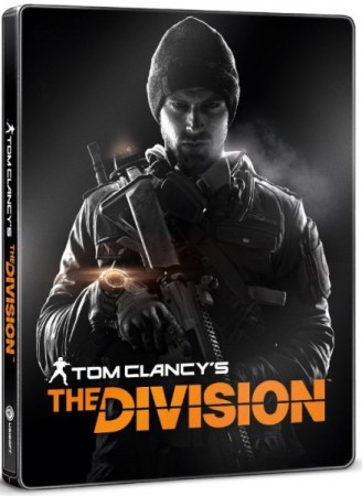 The Division Steelbook - Xbox One