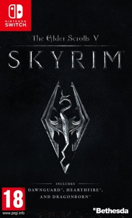 The Elder Scrolls V : Skyrim - Switch