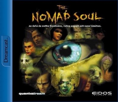 The Nomad Soul - Dreamcast