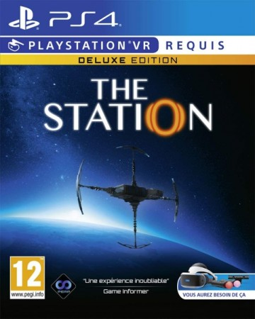 The Station Deluxe Edition  - Playstation 4