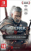 The Witcher 3 : Wild Hunt - Complete Edition  - Switch