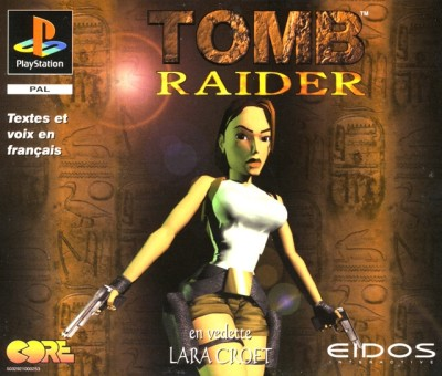 Tomb raider - Playstation One