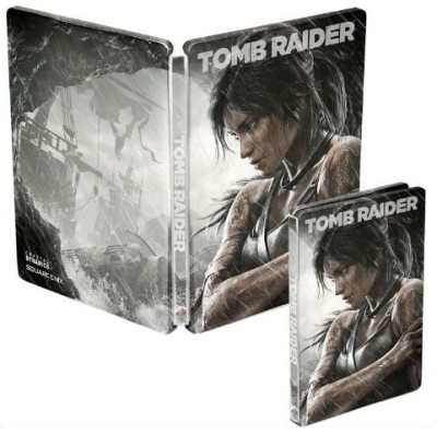 Tomb Raider - Edition Steelbook - Xbox 360