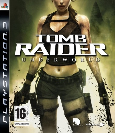 Tomb Raider : Underworld - Playstation 3
