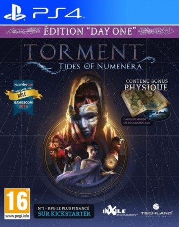 Torment : Tides of Numenera - Playstation 4