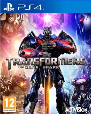 Transformers: The Dark Spark - Playstation 4