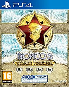 Tropico 5 - Complete Collection - Playstation 4