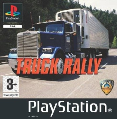 Truck Rally - Playstation One