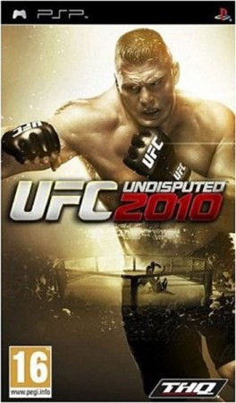 UFC Undisputed 2010 - Playstation Portable
