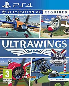 UltraWings  - Playstation 4