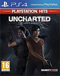 Uncharted : The Lost Legacy Playstation Hits - Playstation 4