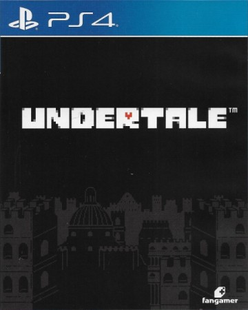 Undertale (import USA) - Playstation 4
