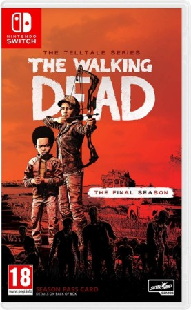 The Walking Dead : The Final Season   - Switch