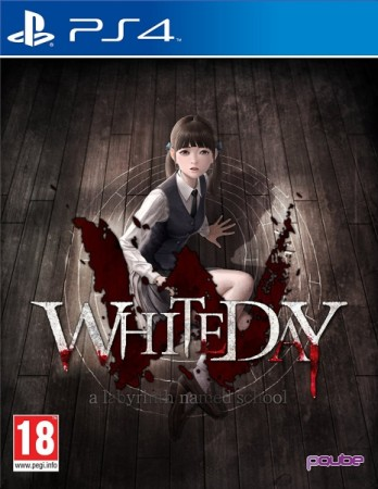 White Day : A Labyrinth Named School - Playstation 4