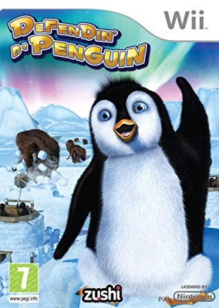 Defendin' de Penguin  - Wii