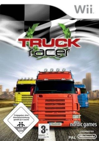 Truck Racer (import anglais) - Wii