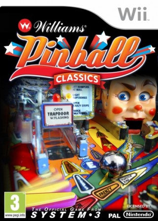 William Pinball classics - Wii