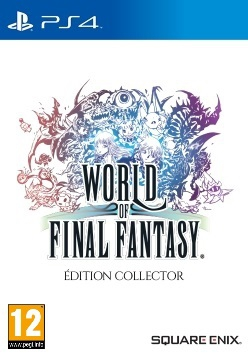 World Of Final Fantasy - Edition Collector - Playstation 4