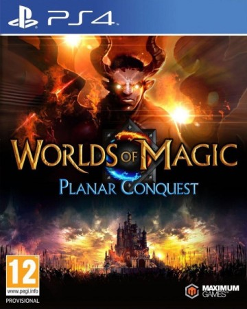 Worlds of Magic : Planar Conquest - Playstation 4